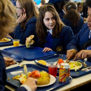 Lunch programme in our schools?